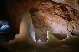 Ice Cave, Dachstein Salzkammergut
