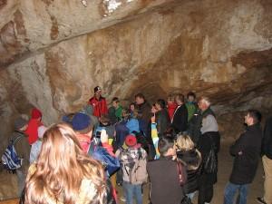Mammuth Cave, Dachstein